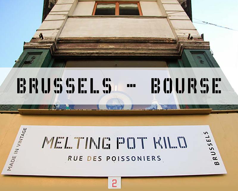 Antwerp - Melting Pot Kilo
